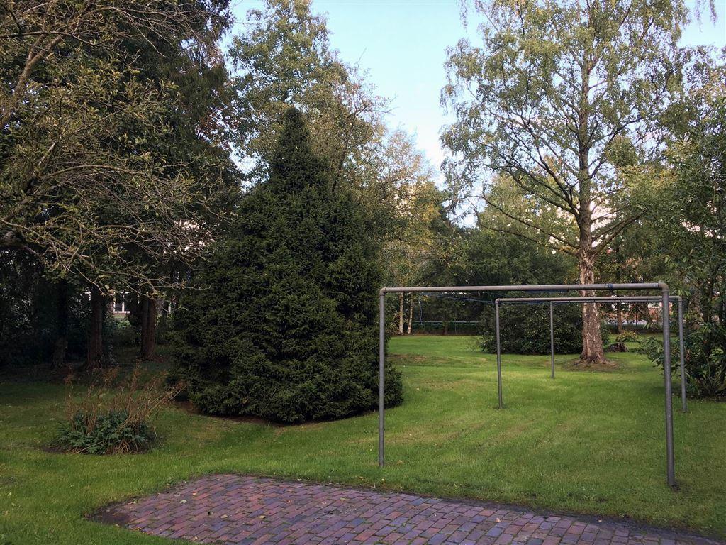 Garten für die Hausgemeinschaft